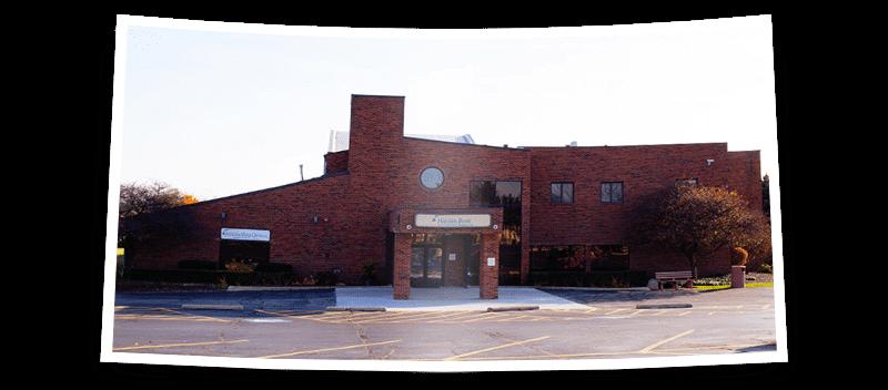 Hauser-Ross exterior of building