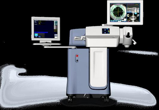 Lensx laser machine